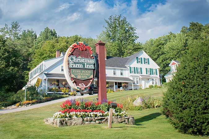 Christmas Farm Inn.Christmas Farm Inn And Spa Jackson Nh And Mt Washington